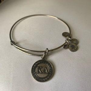 """Alex and Ani Sorority """"Kappa Delta"""" Bracelet"""